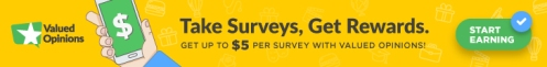 Take Surveys, Get Rewards. Get up to $5 per survey with valued opinions.